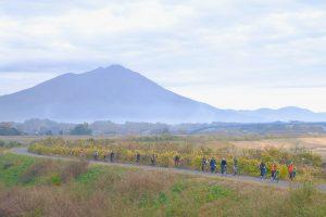 サイクリングツアー、筑波山